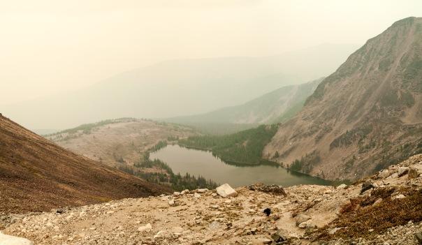 Glacier Lake pano-1